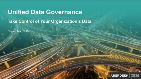Thumbnail for entry Take control of your organization's data: Five lessons in Data Governance from Gardening