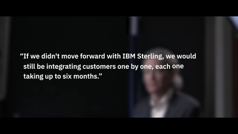 Thumbnail for entry MISUMI USA chooses IBM Sterling Document Conversion Services for its small partner automation