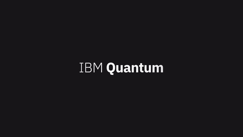 Thumbnail for entry IBM's roadmap for building an open quantum software ecosystem