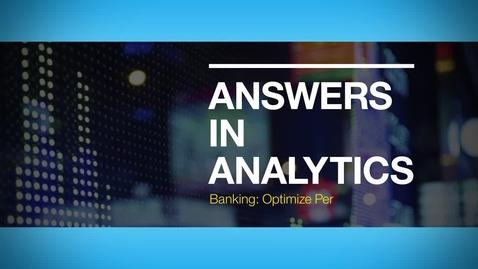 Thumbnail for entry BATS utilizes IBM Cognos TM1 to optimize forecasting processes