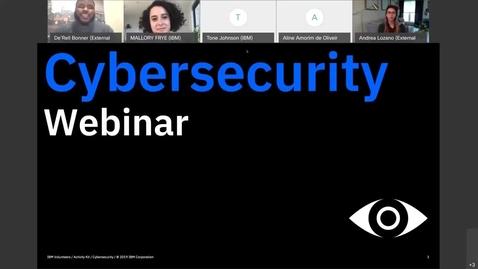 Thumbnail for entry IBM Skills Presents- Let's Talk Safe Tech