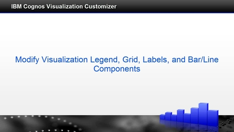 Thumbnail for entry Modify Visualization Legend Grid Labels and Bar Line Components