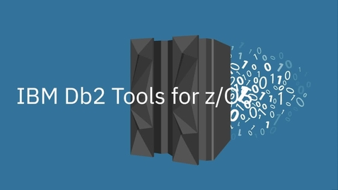 Thumbnail for entry Video: Db2 DevOps Experience for z/OS