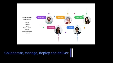 Thumbnail for entry GitLab and IBM Z DevOps Solutions; Overview