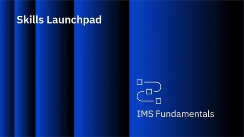 Thumbnail for entry Unit 10, Section 4: Java Distributed Access to IMS Data