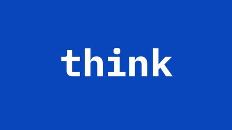 Thumbnail for entry Inscrivez-vous au Think Summit au Canada 2021