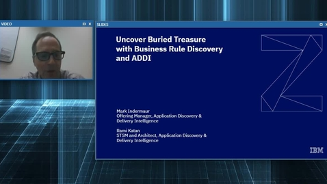 Thumbnail for entry Uncover Buried Treasure with Business Rule Discovery and ADDI