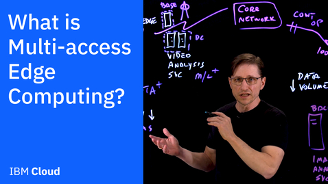 Thumbnail for entry What is multi-access edge computing (MEC)?