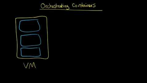 Thumbnail for entry Container Orchestration Dealing with Many Containers
