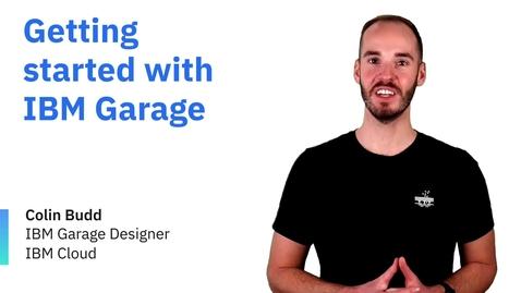 Thumbnail for entry Conhecendo a IBM Garage