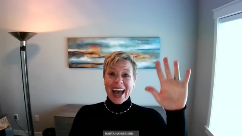 Thumbnail for entry Focus Like a Leader with Marta Haynes
