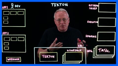 Thumbnail for entry What is Tekton?