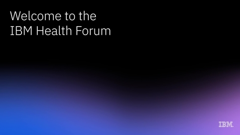 Thumbnail for entry AI for healthcare: benefits and barriers