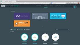 Thumbnail for entry DevOps Services For BlueMix
