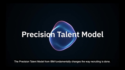 Thumbnail for entry Talent acquisition reinvented with IBM TAO