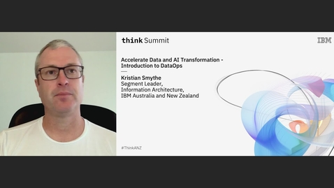 Thumbnail for entry Accelerate Data and AI Transformation - Introduction to DataOps