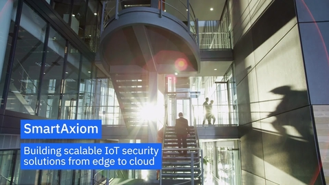 Thumbnail for entry Building scalable IoT security solutions from edge to cloud with IBM Informix & blockchain