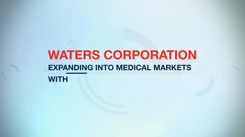 Thumbnail for entry Waters Corp. speeds reporting 95% by integrating IBM Rational and SAP software