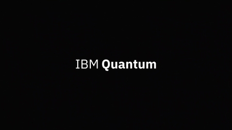 Thumbnail for entry Start quantum programming with IBM Quantum Experience