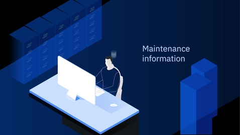 Thumbnail for entry IBM Technical Support Appliance preview