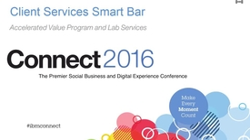 Thumbnail for entry IBM Connect 2016