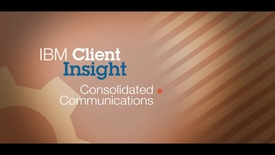 Thumbnail for entry Consolidated Communications achieves scalable network management with IBM