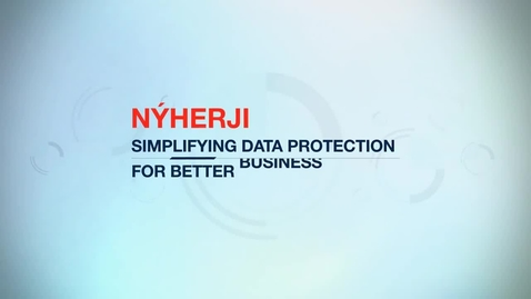 Thumbnail for entry Nyherji dramatically simplifies storage management with IBM Tivoli Storage Manager Operations Center