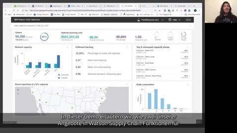 Thumbnail for entry IBM auf der NRF 2019: Schnellere Abwicklung