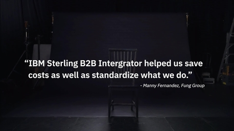 Thumbnail for entry Li & Fung chooses IBM Sterling B2B Integrator to standardize and save costs.