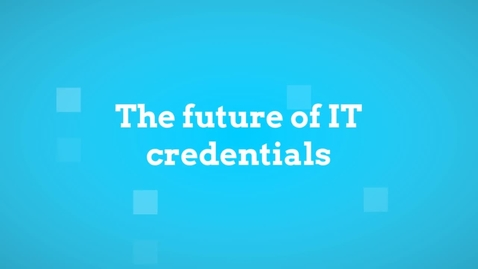 Thumbnail for entry IBM Open Badge Program_ Leading the way in IT nanocredentials