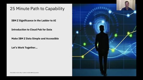 Thumbnail for entry Think 2020: Drive Actionable, Real-Time Insight from your High-Value IBM Z Data using CPD