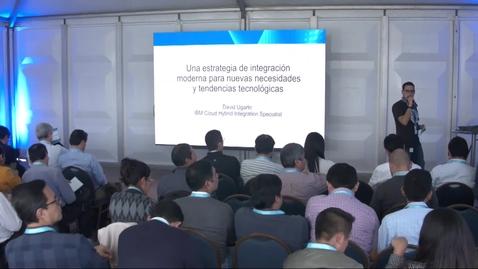 Thumbnail for entry Una estrategia de integración moderna para nuevas necesidades y tendencias tecnológicas