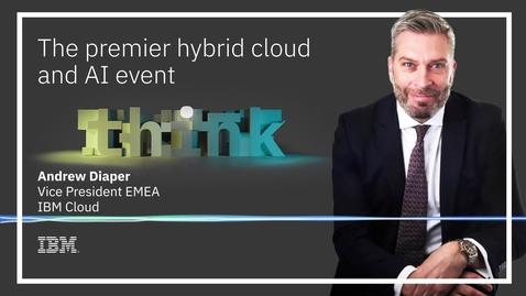 Thumbnail for entry EMEA – Audiogram - Andrew Diaper – Think 2021