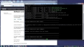 Thumbnail for entry IBM Spectrum LSF Permission Checker Tool