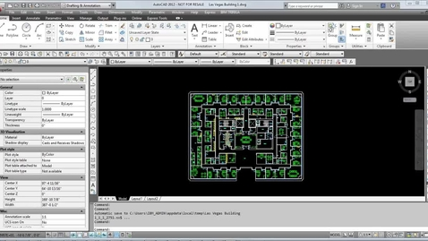Thumbnail for entry IBM TRIRIGA 10.3 - Space Management- CAD Integrator Reporting