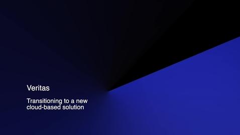 Thumbnail for entry Veritas: migrando o VMware à IBM Cloud para alta segurança - LA - BR-PT