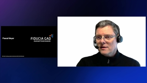 Thumbnail for entry Fiducia & GAD IT AG discusses Red Hat OpenShift on IBM Z at Think 2021