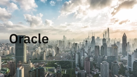 Thumbnail for entry Optimize your investment in Oracle applications with IBM Services for Oracle Cloud Infrastructure (OCI)