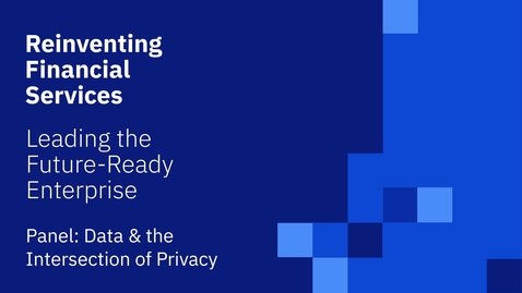 Thumbnail for entry Data & the Intersection of Privacy