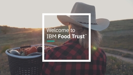 Thumbnail for entry IBM at NRF 2019: Trusted Supply Network for Food Trust