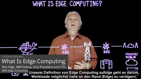 Thumbnail for entry Was ist Edge Computing?