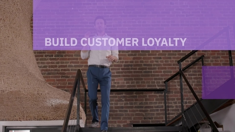 Thumbnail for entry Watson Marketing Solution Demo 1 - Loyalty