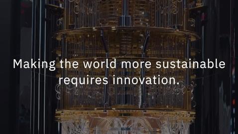 Thumbnail for entry IBMにおける環境の持続可能性への取り組み