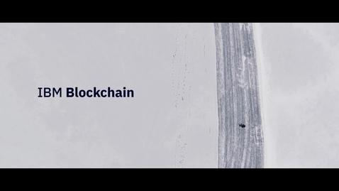 Thumbnail for entry IBM Blockchain : Transformer le financement du commerce – et le commerce