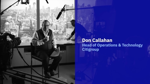 Thumbnail for entry IBM Z and Citibank: using APIs to exceed customer demand