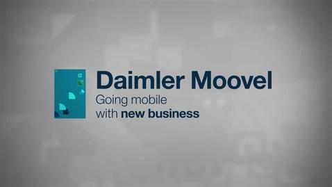 Thumbnail for entry Daimler Moovel goes mobile with Car2Go