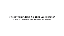 Thumbnail for entry Hybrid Cloud Solution Accelerator