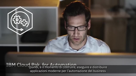Thumbnail for entry IBM Cloud Pak for Automation