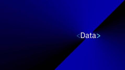 Thumbnail for entry Data en acción