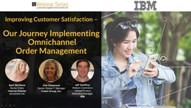 Thumbnail for entry Fossil's journey implementing Omnichannel Order Management